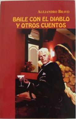 Portada del libro de Alejandro Bravo.