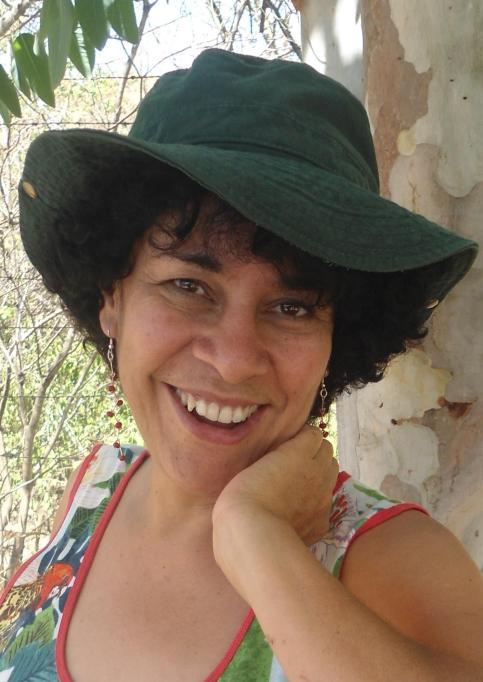 Claudia Navas, sicóloga e intelectual salvadoreña, en una imagen reciente.