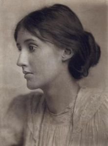 Virginia Woolf. Photo by George Charles Beresford (1902)