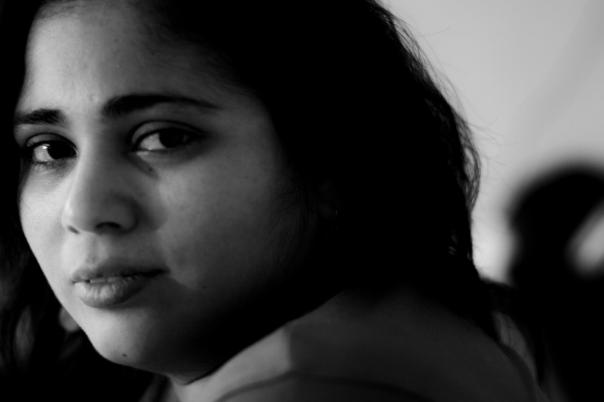 Dania Torres Hurtado, directora de cine. (Nicaragua). Photo by: DTH.