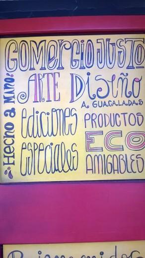 La delcaración de intenciones del proyecto Qumbo, diseño a guacaladas, en El salvador.