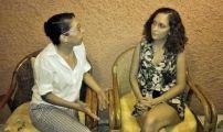Mildred Largaespada entrevistando a Mónica López Baltodano. (31 de julio 2014). https://milyuntropicos.wordpress.com/2014/08/03/el-canal-van-a-hacer-algo-grande-y-no-sera-positivo-para-nicaragua/