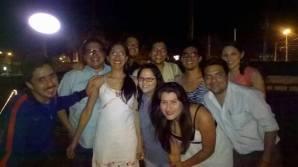Con la gente (fiera) de #BlogsNi: Innovadores, creativas, valientes, emprendedores, provocadoras, retadores, imaginativas, juventud, nueva generación, visionarios... ellas y ellos, los BlogsNi (blogueras y blogueros nicaragüenses) especialistas en social media... nos encontramos anoche y hablamos de nuevos proyectos juntos. Con gente como esta, Nicaragua no tiene de qué preocuparse para reducir la brecha digital. Anoche fui demasiado feliz, cuando nos reunimos. Estábamos: Rodrigo Peñalba, Carlos Roberto Fonseca, Ale de Franco, Víctor Valbuena, Rodrigo Rodríguez, Roberto Guillén, Ethel Sánchez, Jaime Ibarra, Elaine Miranda. No aparecen en la foto, pero estaban: Madelyn Pérez, Osman, Ángel Soto.