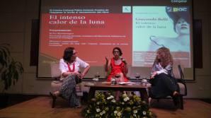 Álbum de fotos de la presentación de la novela El intenso calor de la Luna, de Gioconda Belli. Todas las imágenes son propiedad del Centro Cultural Pablo Antonio Cuadra, Managua, Nicaragua.