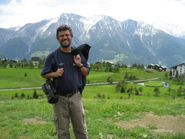 Erik Flakol Alegría. Periodista, escritor, cineasta, navegante.