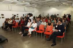Asistentes a la Presentación de El Tao. Claribel Alegría y Erik Flakoll