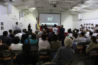 Presentación de El Tao. Claribel Alegría y Erik Flakoll (5)