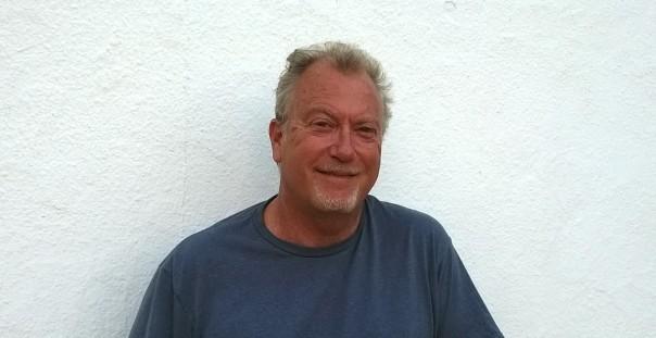 Jon Lee Anderson, periodista y escritor. Photo by MLargaespada
