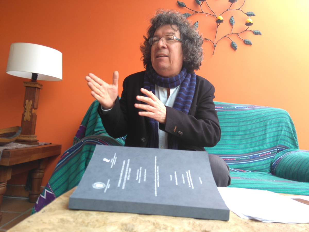 Silvio Prado examina la autonomía política de Nicaragua