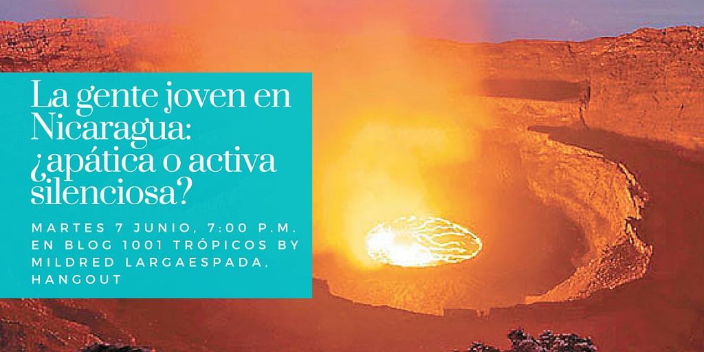 La gente joven en Nicaragua- ¿apática o activa silenciosa-