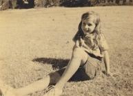 Gabriela Selser, 1969, en Argentina.
